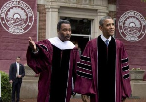 Morehouse Obama