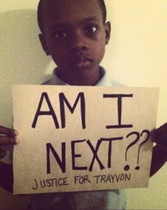 Trayvon Am I Next